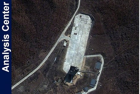 North Korean Launch Site