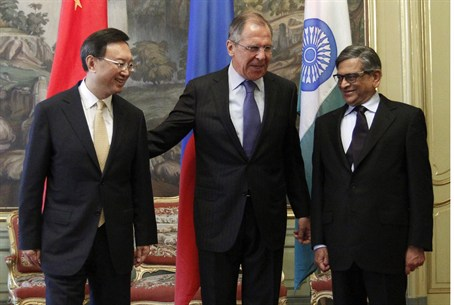 Yang, Lavrov and Krishna