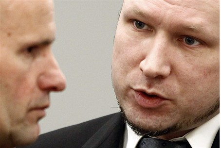 Breivik Trial, Day 6