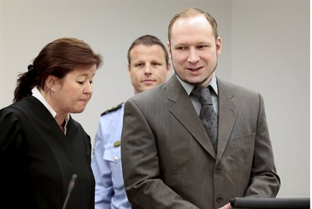 Anders Behring Breivik, Trial Day 7
