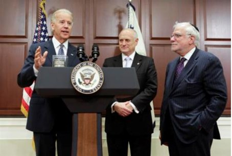 VP Joseph Biden Meets with Conference of Pres