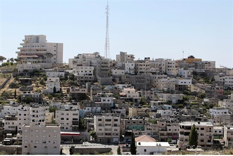 "Deheishe ""refugee camp"" in Bethlehem"