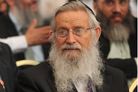 Rabbi Zalman Melamed