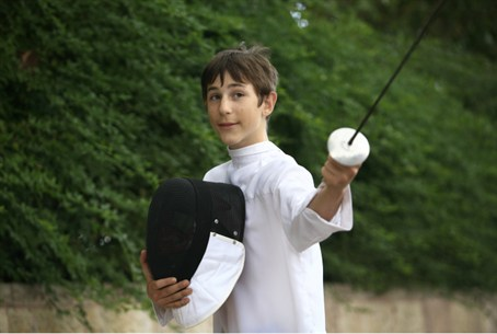 Yuval Freilich at 13