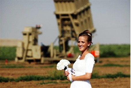 'Iron Dome Bride'
