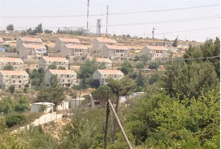 Ulpana neighborhood of Beit El