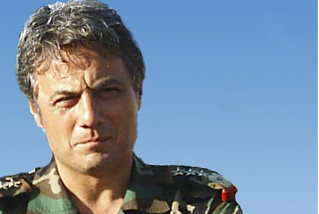 Defecting Syrian General Manaf Tlass