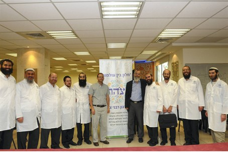Tzohar presents new circumcision effort