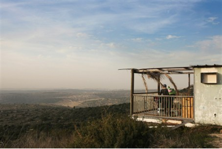 Ramat Gilad in Shomron