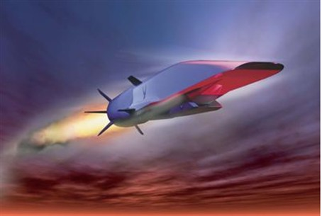 U.S. Air Force graphic depicts WaveRider