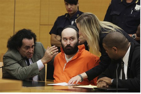 Levi Aron pleads guilty to killing Leiby Klet