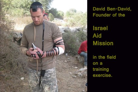 David Ben-David of the Israel Aid Mission