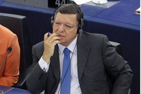 European Commission President Barroso