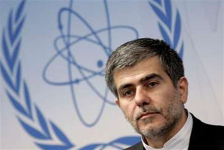 Iran's envoy to the International Atomic Ener