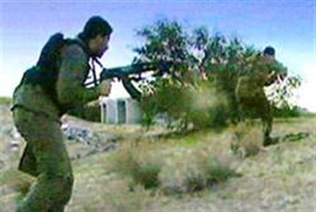 Hamas film depicting Shalit's capture