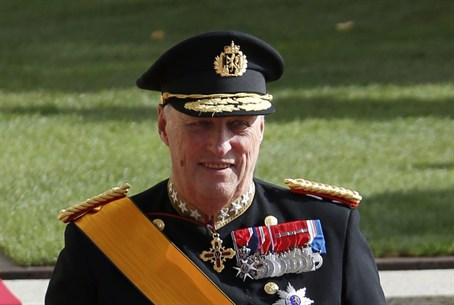Norway's King Harald V