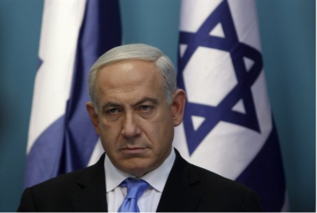 Netanyahu at press conference