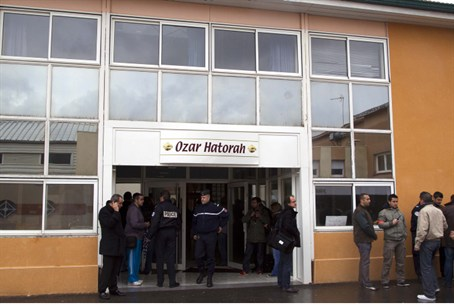 Otzar HaTorah Jewish day school in France