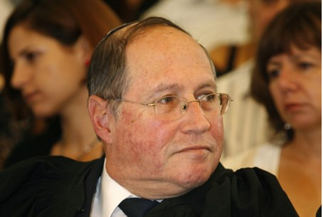 Judge Elyakim Rubinstein