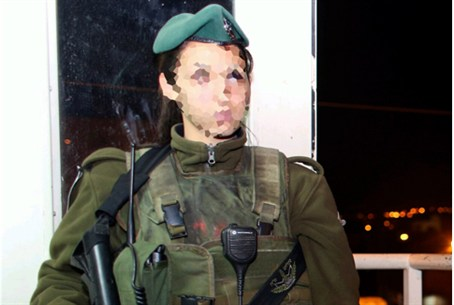 IDF Soldier who killed terrorist