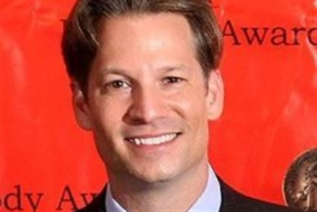 NBC News correspondent Richard Engel, honored