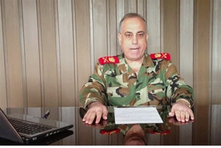 Major General Abdelaziz Jassim al-Shallal  in