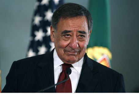 US Defense Secy Leon Panetta