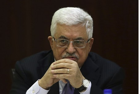 PA President Mahmoud Abbas will receive $100