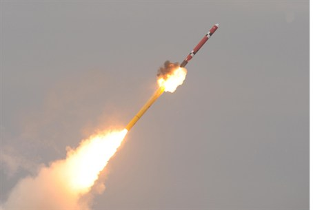 New South Korean cruise missile