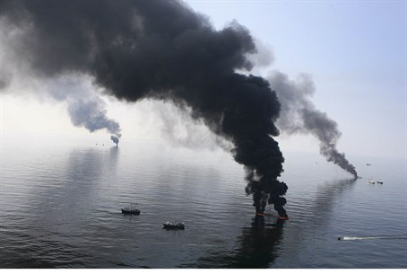 the 2010 oil spill in the Gulf of Mexico deva