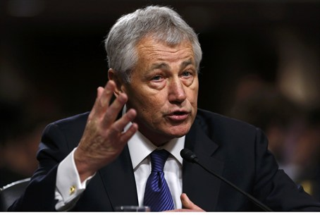 New reports indicate Hagel did not hand over