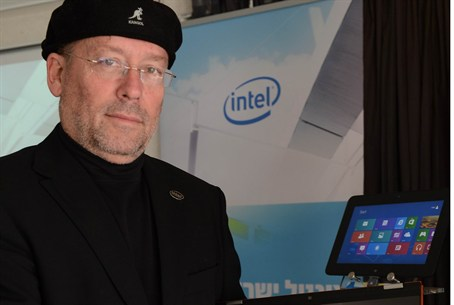 Mooley Eden, President of Intel Israel