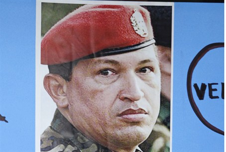 picture of Hugo Chavez