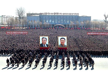 North Korea continues to carry on with its nu