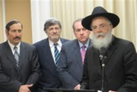 Rabbi Wolpo, Huckabee, Brody, Frager