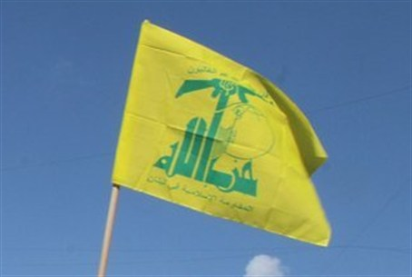 Illustration: Hezbollah flag