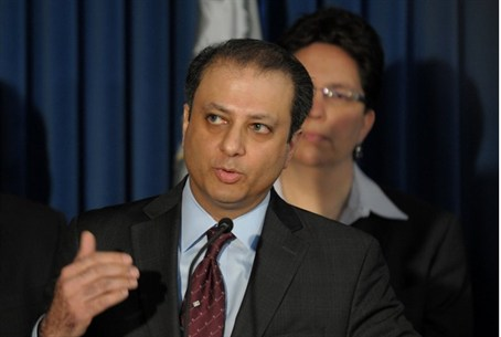 Preet Bharara, United States Attorney for the