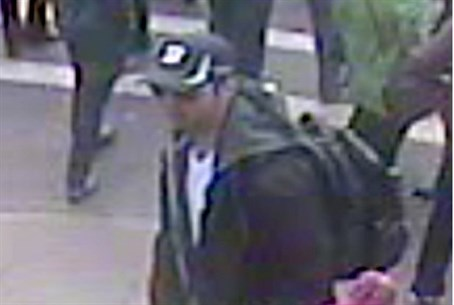 Suspect in Boston terror attack in this image