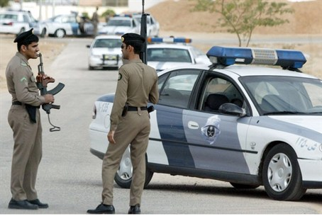 Saudi security forces