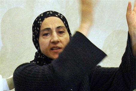 Zubeidat Tsarnaeva, mother of the Boston bomb