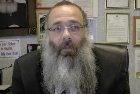 Rabbi  Wolowik