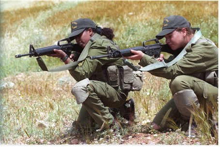 Women in the IDF
