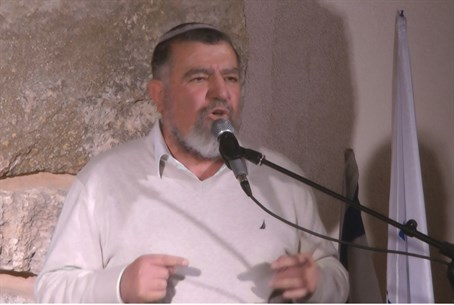 Gordon Mesika in Itamar (file)