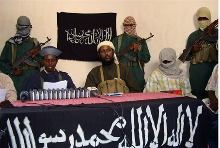 Al Shabab Terrorists (file)