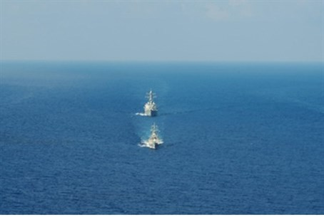 Joint EUCOM-Israeli naval exercise
