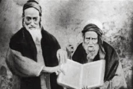 Yemenite Rabbis