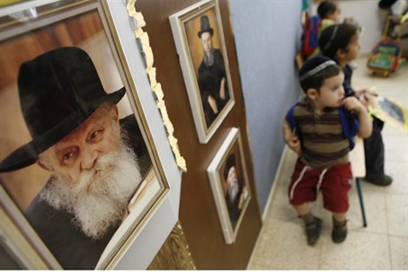 Chabad inspiring the next generation