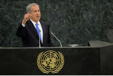 PM Netanyahu at UN Assembly
