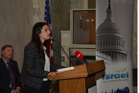Ayelet Shaked in Washington