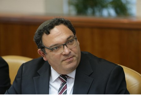 Education Minister R' Shai Piron (file)